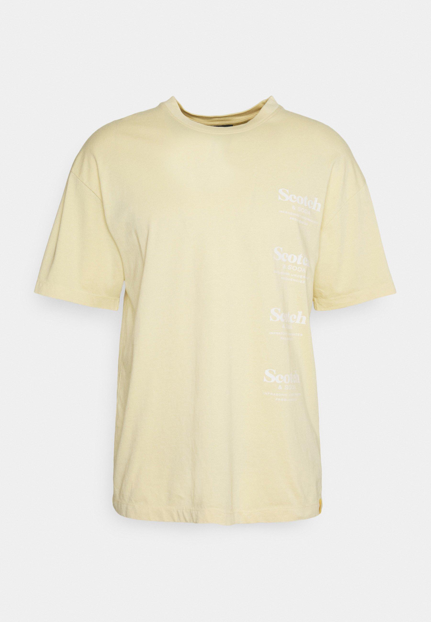 Men RELAXED ARTWORK - Print T-shirt