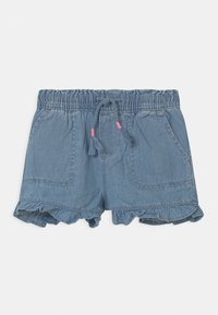 GAP - TODDLER GIRL - Denim shorts - light wash indigo - 0