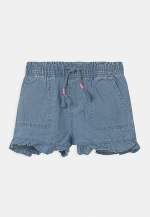 TODDLER GIRL - Denim shorts - light wash indigo