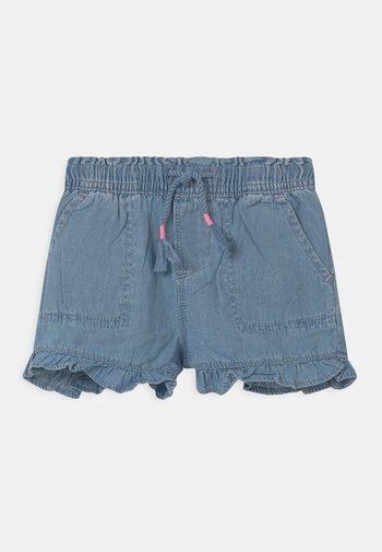 TODDLER GIRL - Short en jean - light wash indigo