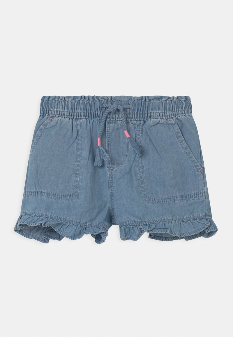 GAP - TODDLER GIRL - Denim shorts - light wash indigo