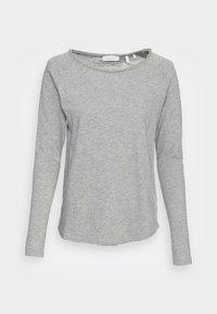 Rich & Royal - ORGANIC HEAVY LONGSLEEVE - Long sleeved top - cloudy grey - 3