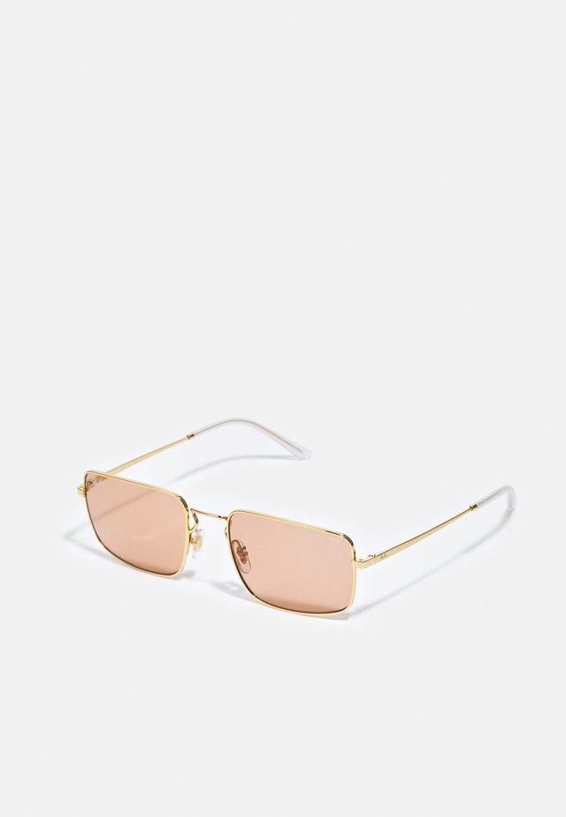 UNISEX - Sonnenbrille - shiny gold