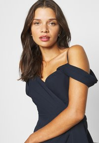 Forever New Petite - HADLEY WATERFALL MIDI - Cocktail dress / Party dress - navy - 3