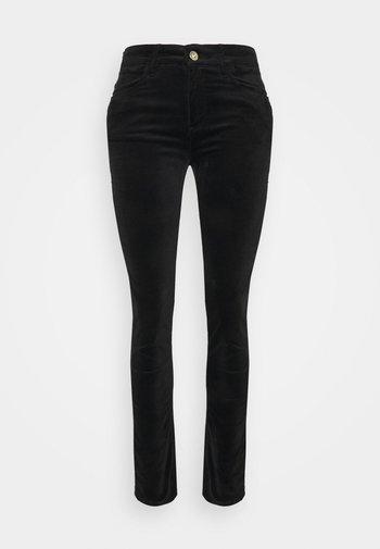ESSENTIAL STRETCH - Trousers - black