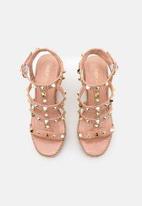 Tata Italia - Platform sandals - pink - 5