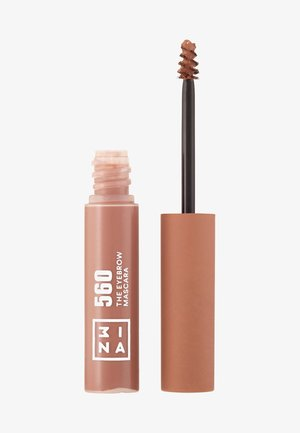 THE EYEBROW MASCARA - Eyebrow gel - 560 dark blond