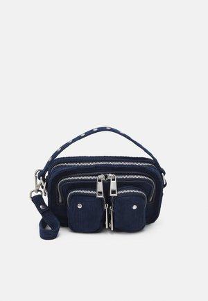 HELENA - Handbag - navy