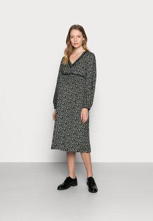 MLZELINA DRESS - Korte jurk - black