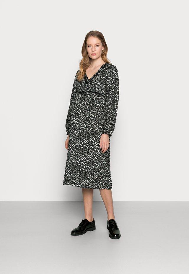 MLZELINA DRESS - Denní šaty - black