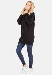 Winshape - HWL102 INDIGO-BLUE HIGH WAIST -TIGHTS - Leggings - rich blue - 3