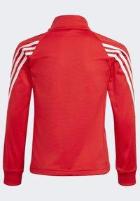 adidas Performance - TEAM - Trainingspak - red - 3