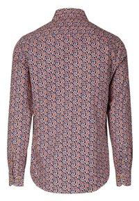 Riccovero - LEO DAILY TAILOR FIT - Skjorte - flower print - 1