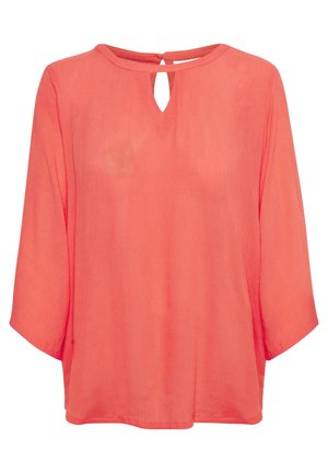 KAVIORA AMBER  - Blouse - living coral