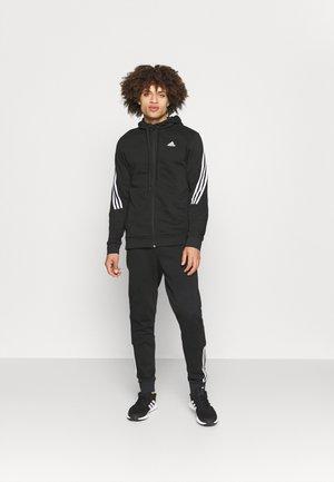 TRACKSUITS - Dres - black/white