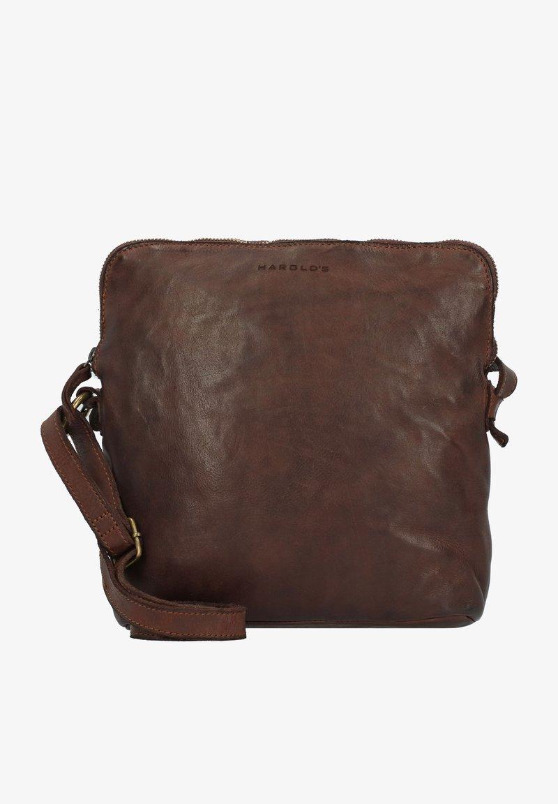 Harold's - SUBMARINE  - Across body bag - braun