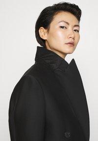 DESIGNERS REMIX - HAILEY - Short coat - black - 5