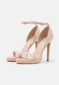 RAID - REAGAN - High heeled sandals - nude - 2