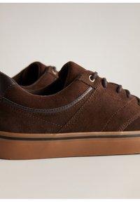 Mango - PUXET - Sneakersy niskie - braun - 5