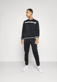 Everlast - TRACK SUIT - Tracksuit - black - 0