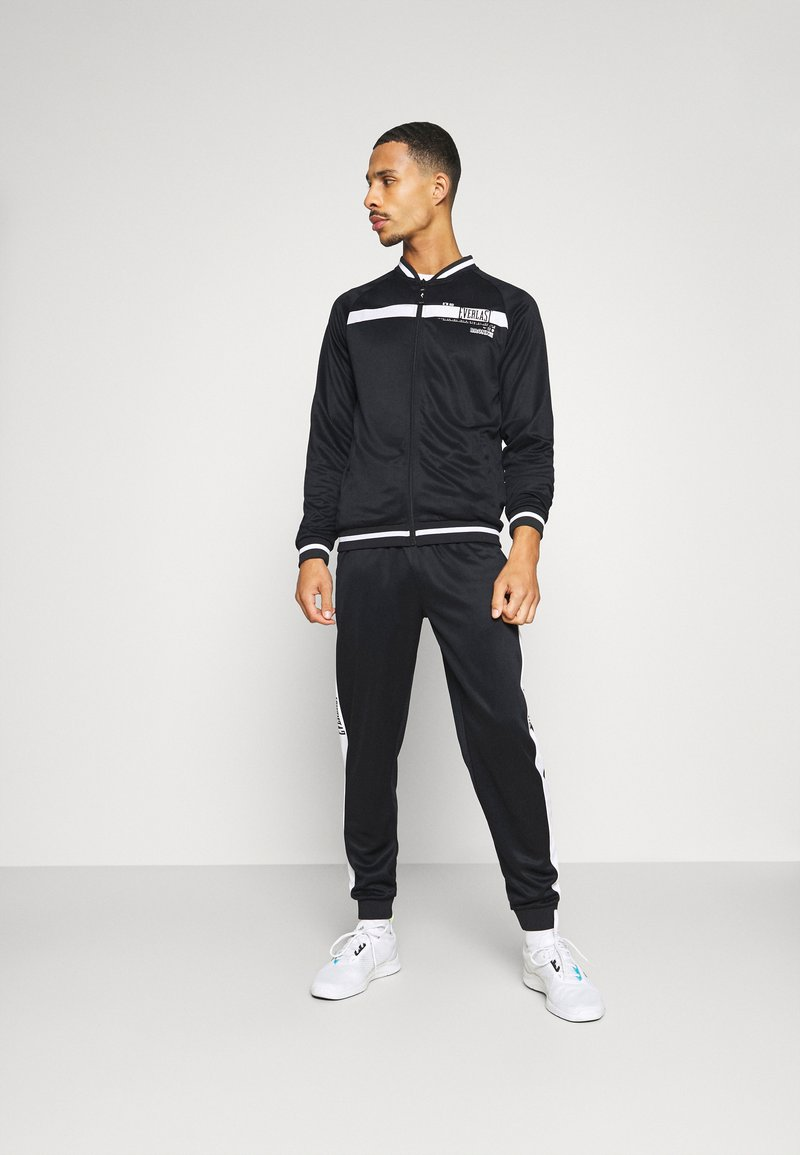 Everlast - TRACK SUIT - Tracksuit - black