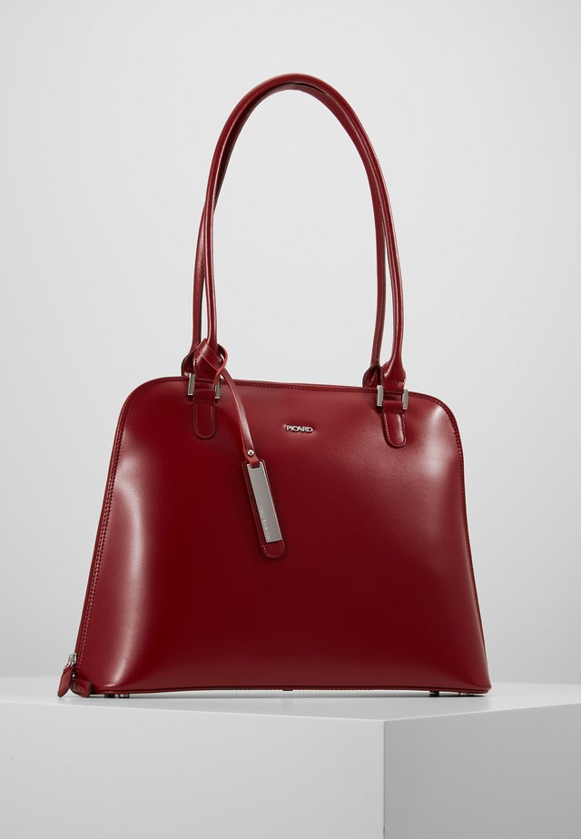 BERLIN - Handbag - red