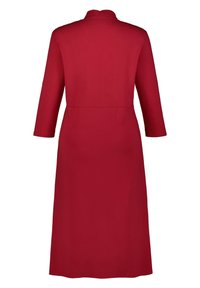 Ulla Popken - Jersey dress - apple red - 2
