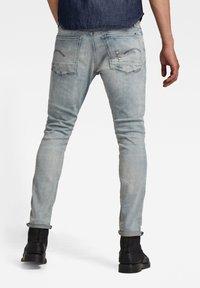 G-Star - LANCET VINTAGE NASSAU - Jeans Skinny Fit - light blue - 1