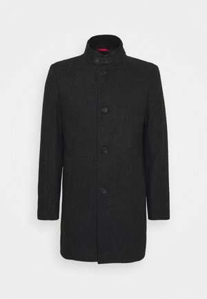 LIVERPOOL COAT - Kåpe / frakk - dark grey