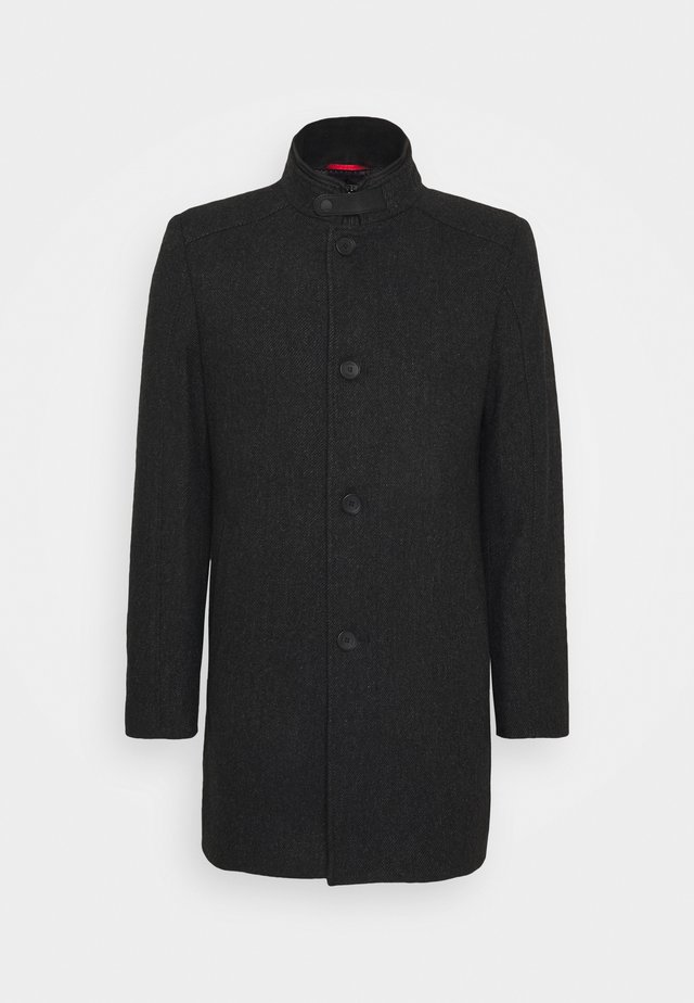 LIVERPOOL COAT - Classic coat - dark grey