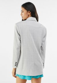 Bershka - Short coat - grey - 2