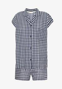 Esprit - DADAH CAS SET - Pyjama set - navy - 4