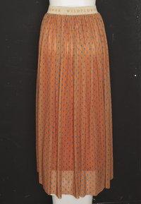 Rich & Royal - SKIRT  - A-line skirt - sunset orange - 3