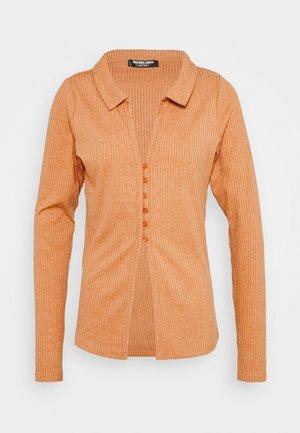 FENNEL CARDI - Cardigan - orange