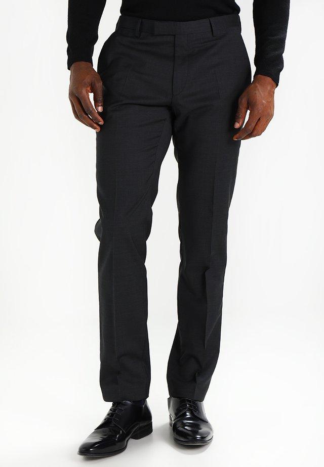 Spodnie garniturowe - grau