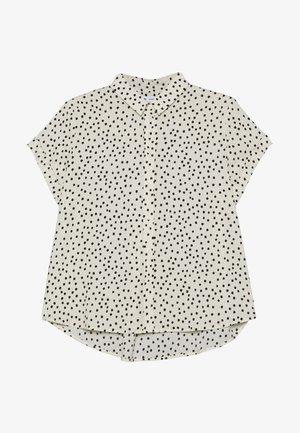MAJAN - Button-down blouse - black