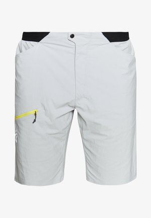 L.I.M FUSE - Shorts outdoor - stone grey