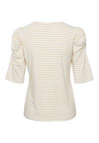 Cream - Print T-shirt - dusty sun - 5