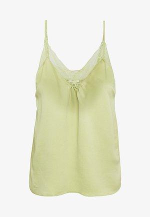 LYNN - Pyjamashirt - lime