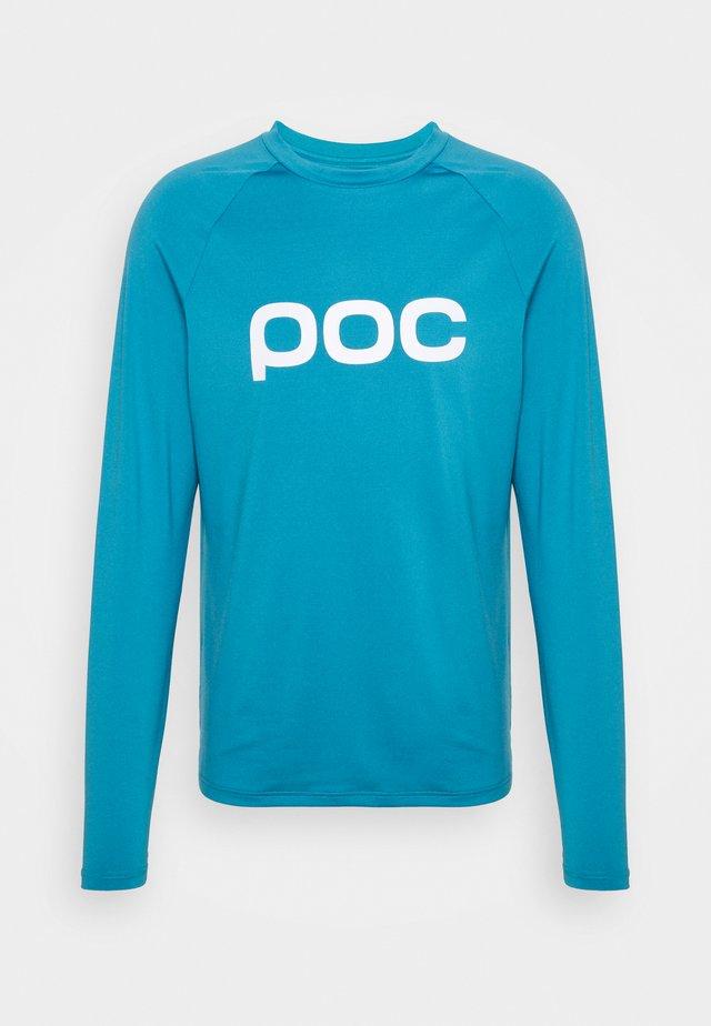REFORM ENDURO - Pitkähihainen paita - basalt blue