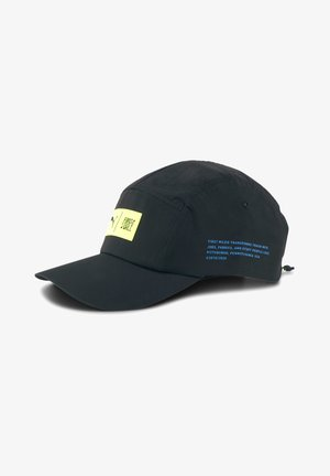 FIRST MILE - Cap -  black-fizzy yellow