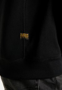 G-Star - PREMIUM CORE - Sweater - black - 5