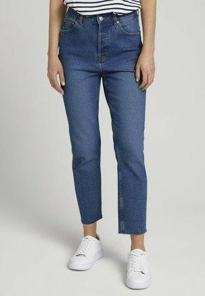 Slim fit jeans - clean mid stone blue denim