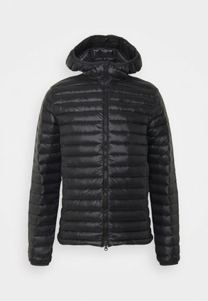 BRUCE HOODED - Dunjakke - black