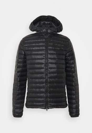 BRUCE HOODED - Down jacket - black
