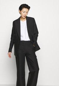 DESIGNERS REMIX - HAILEY - Short coat - black - 3