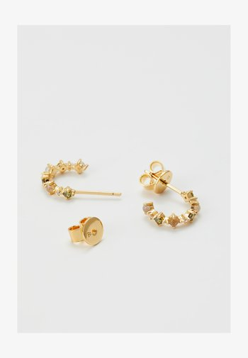 GLORY EARRINGS - Oorbellen - gold-coloured