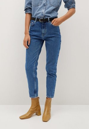 MOM80 - Jeansy Slim Fit - dark blue
