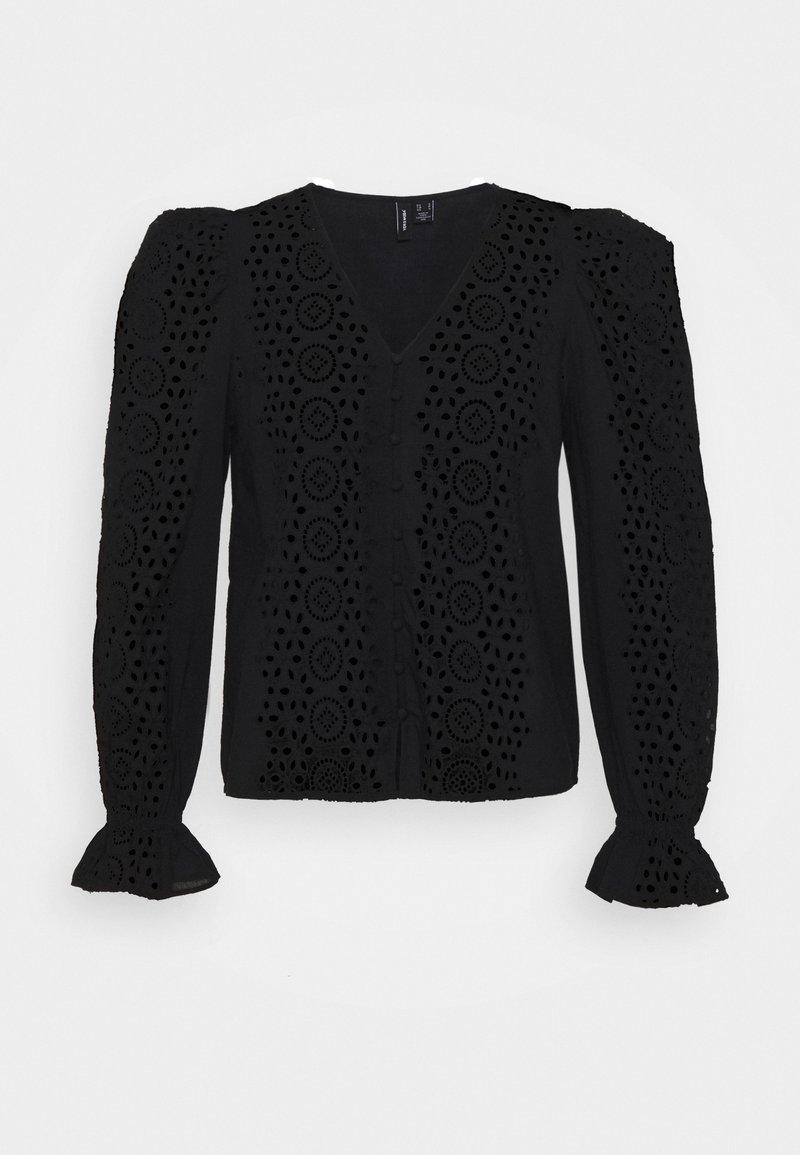 Vero Moda Petite - VMDEJA - Blouse - black