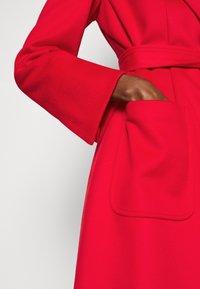 MAX&Co. - RUNAWAY - Płaszcz wełniany /Płaszcz klasyczny - red - 3